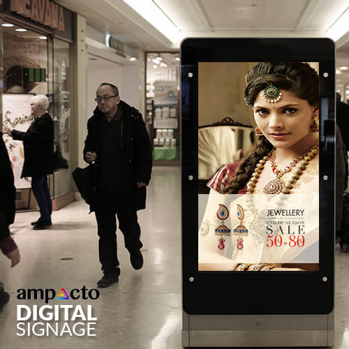 Ampacto Digital Signage
