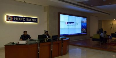 Hdfc-Video wall
