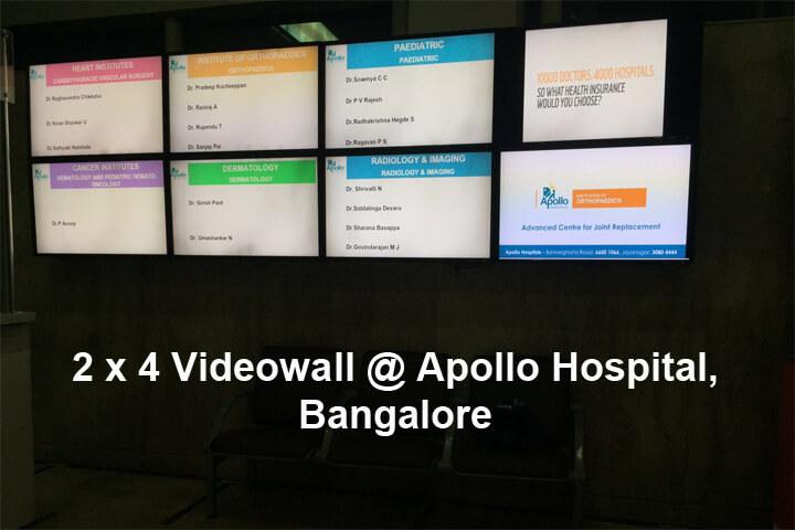 APOLLO HOSPITAL CASE STUDY - Digital Signage Software ...