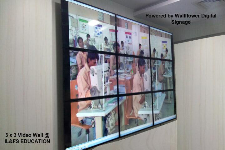 Video Wall Solutions in Mumbai | Digital Signage Videowall Solutions